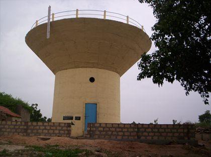 Overhead water tank waterproofing Services