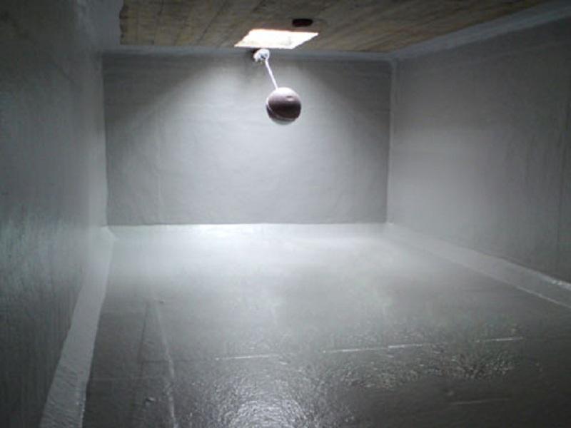 Underground  Water Tank Waterproofing